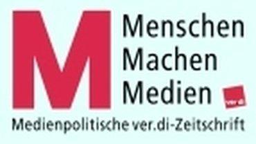 Logo M - Menschen Machen Medien